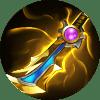 Rose Gold Meteor