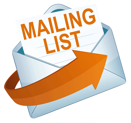 A great way to stay current on all our events is to sign up for our mailing  list  647dcb2778d