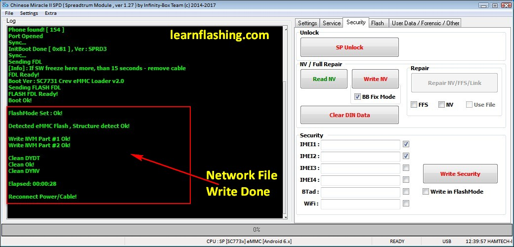 ITEL P12 NO SERVICE NO NETWORK REPAIR FILE - Needromng