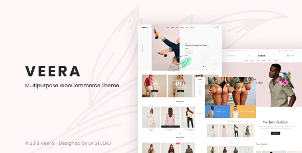 VEERA V1.1.0 – MULTIPURPOSE WOOCOMMERCE THEME