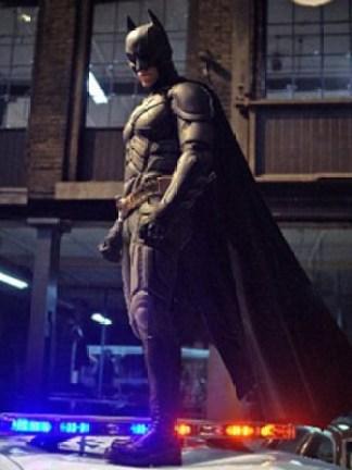 Batman, pahlawan dengan bekal teknologi canggih