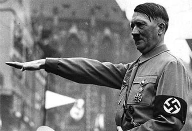Hitler, monster dari Perang Dunia II