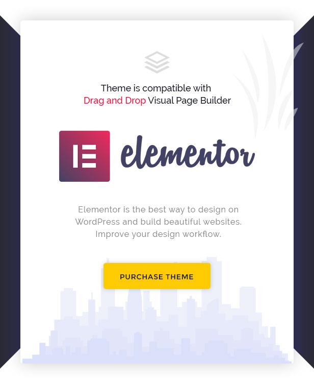 WordPress theme for industry and engineering