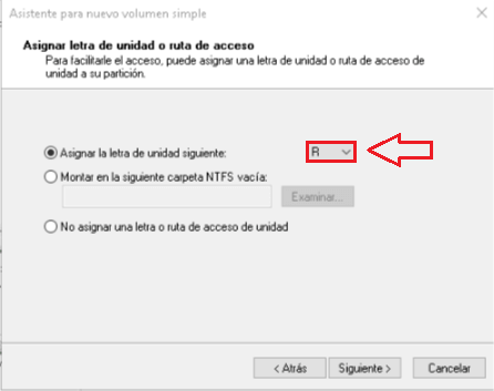 Instalar Windows sin USB ni CDs - Asistente dar formato setup 3