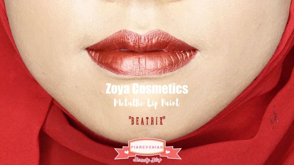 zoya metallic lip paint 6