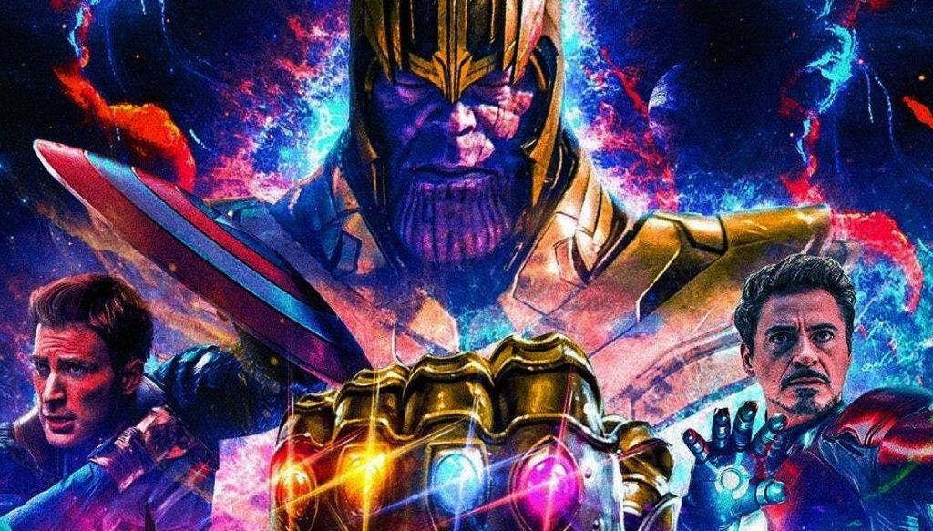 Avengers: Infinity War en Netflix
