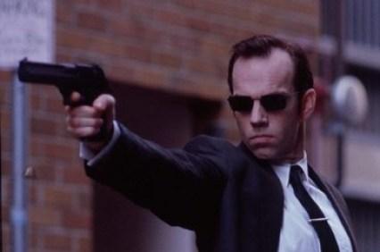 Agent Smith, intelegensi buatan yang berambisi menjadi penguasa Matrix
