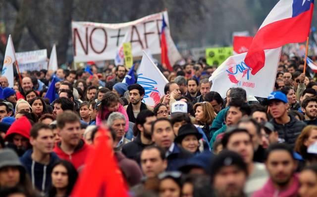 Apuntes sobre la coyuntura económica de Chile