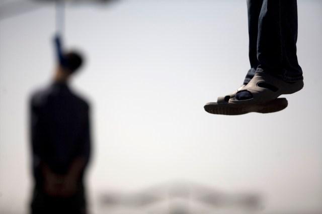 La 'justicia' iraní está ejecutando a menores de edad