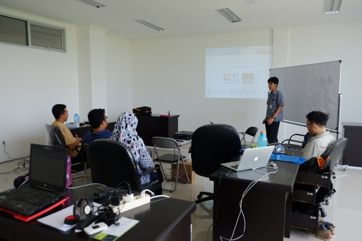 Knowledge Sharing #1 Dosen Teknik Fisika ITERA