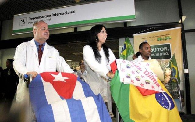 Pérdida irreparable salida de médicos cubanos de Brasil