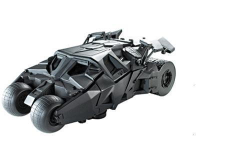 Mobil penerobos segala medan milik Batman