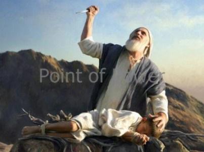 Karena mimpi, Ibrahim menyembelih anaknya