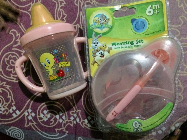 Training Cup and Weaning Set