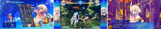 Arcana Heart 3 LOVEMAX SIXSTARS DARKSi DERS Games