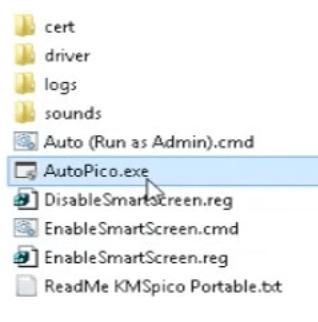 AutoPico, programa activador de Office 2013.