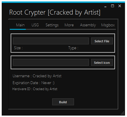 Root Crypter Cracked