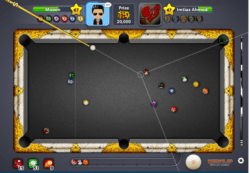 8 Ball Pool v3.13.6 MOD APK - [Extended Cues Guideline]