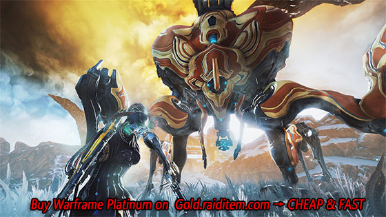Buy Cheap Warframe Platinum On Goldraiditemcom For