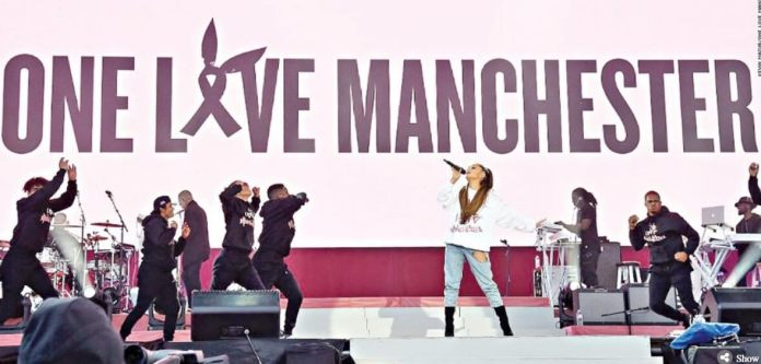 one_love_manchester 2017 top facebook discussed