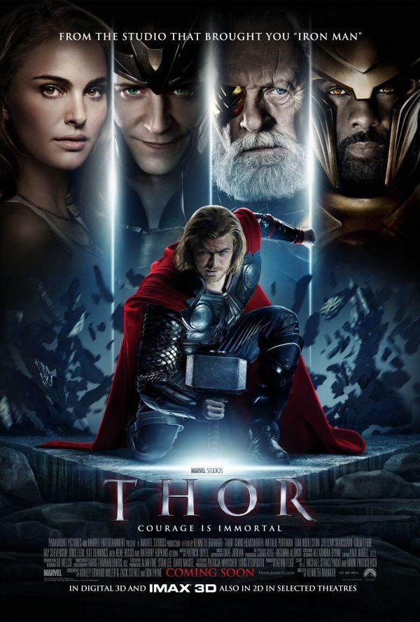 urutan film marvel - 5 - Thor