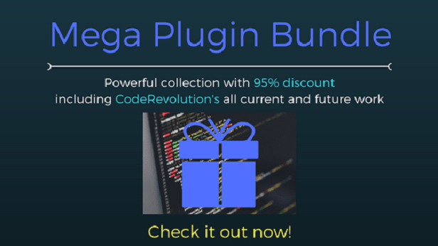 mega bundle by CodeRevolution   mega bundle616