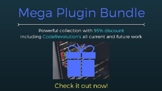 mega bundle at CodeRevolution