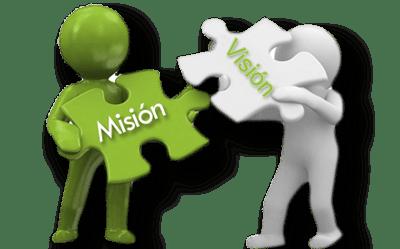 Misión y Visión de una Empresa.
