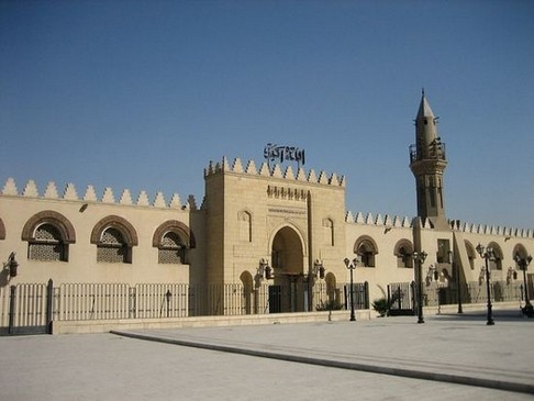 Masjid Amru bin Ash di Mesir