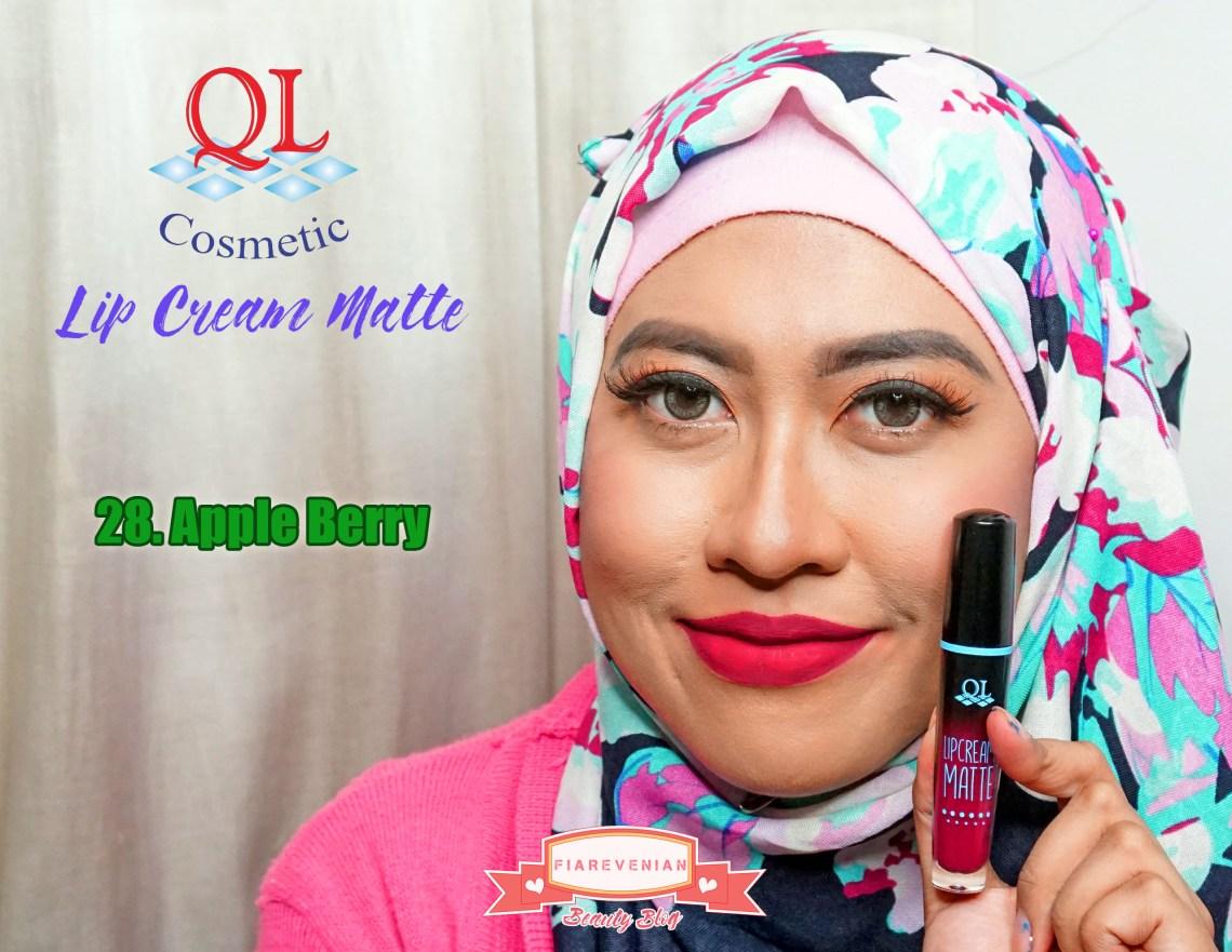 ql-cosmetic-matte-lip-cream