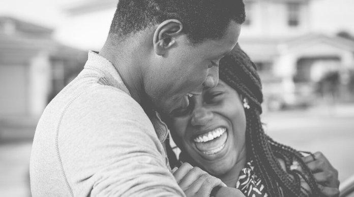 black_couple age difference in married life