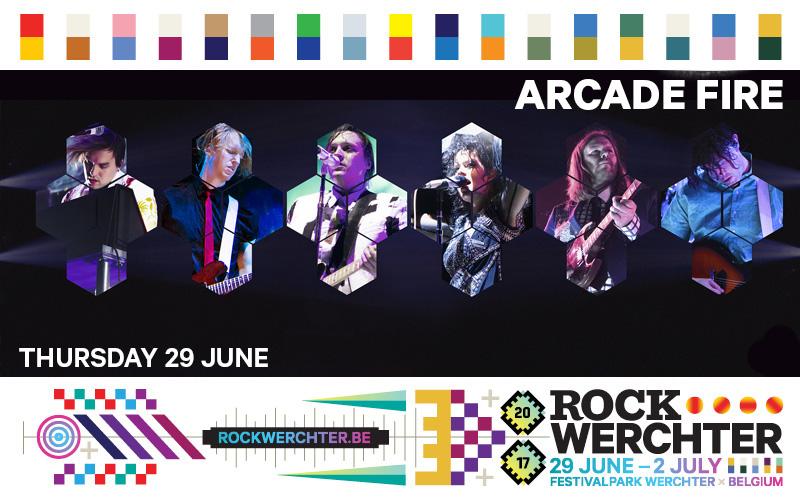 Rock Werchter 2017