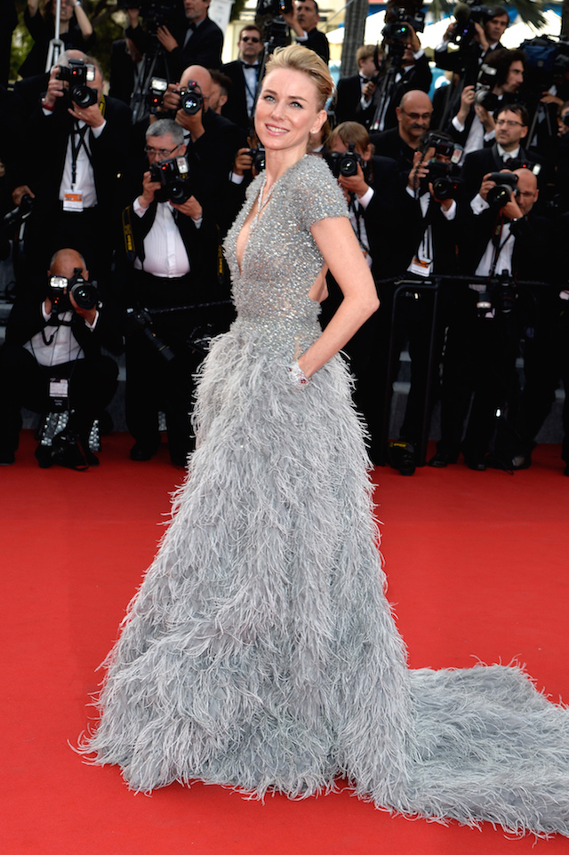 "CANNES, FRANCE - MAY 13: Naomi Watts attends the opening ceremony and premiere of ""La Tete Haute"" (""Standing Tall"") during the 68th annual Cannes Film Festival on May 13, 2015 in Cannes, France. (Photo by Pascal Le Segretain/Getty Images)"
