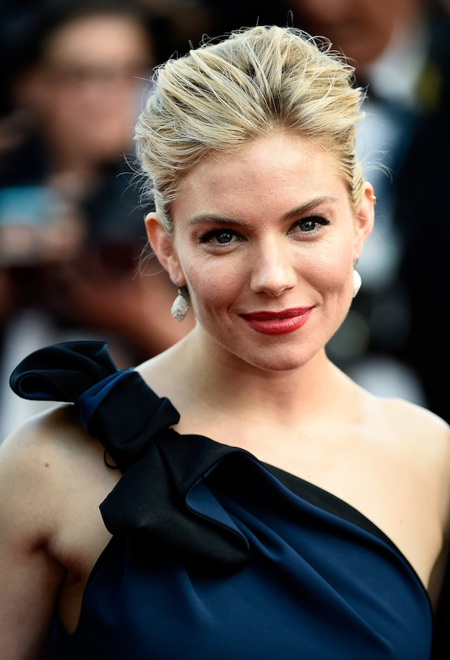 "CANNES, FRANCE - MAY 13: Jury member Sienna Miller attends the opening ceremony and premiere of ""La Tete Haute"" (""Standing Tall"") during the 68th annual Cannes Film Festival on May 13, 2015 in Cannes, France.  (Photo by Ian Gavan/Getty Images)"