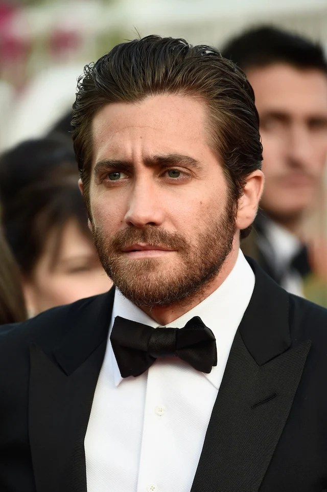 "CANNES, FRANCE - MAY 13: Jake Gyllenhaal attends the opening ceremony and premiere of ""La Tete Haute"" (""Standing Tall"") during the 68th annual Cannes Film Festival on May 13, 2015 in Cannes, France. (Photo by Ian Gavan/Getty Images)"