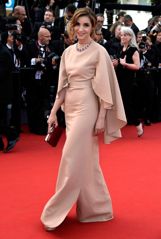 Tapete vermelho do festival de Cannes 2015