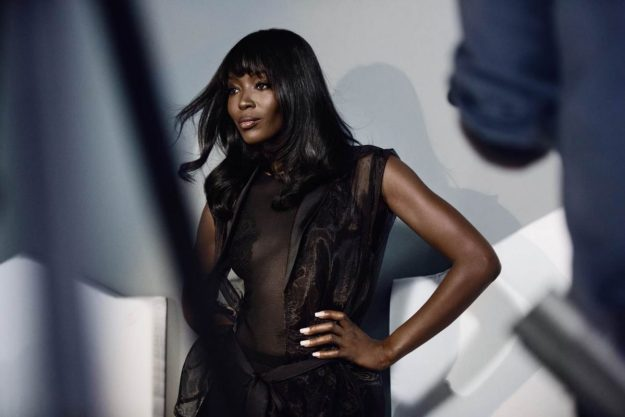 IAMNAOMICAMPBELL by Yamamay, backstage (3)