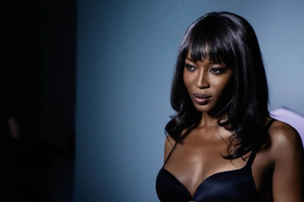 IAMNAOMICAMPBELL by Yamamay, backstage (7)