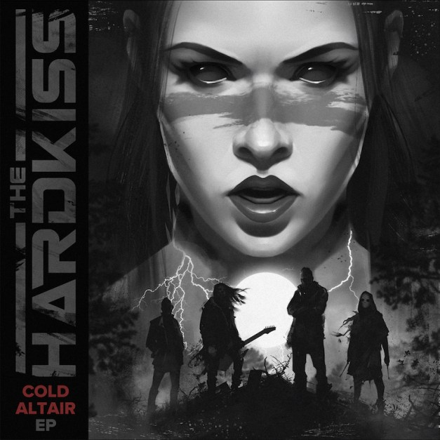 THE HARDKISS EP ColdAltair