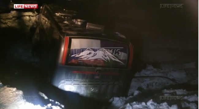 22:27 by Виктория Франчук В России перевернулся автобус с украинцами. Есть пострадавшие