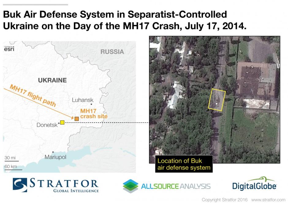 ВBellingcat показали, как русский «Бук» передвигался Донбассом вдень крушения MH17