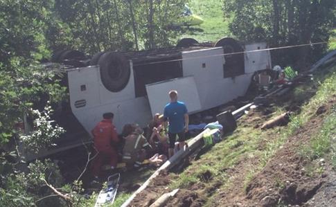 ВНорвегии разбился туристический автобус из Украинского государства - есть жертвы