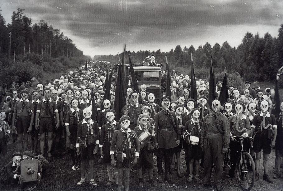 """""""Чому Путін не приїде сюди і не подихає з нами цим повітрям? Я не хочу померти у свої 11 років!"""" - школяр на мітингу в російському Волоколамську - Цензор.НЕТ 3257"""
