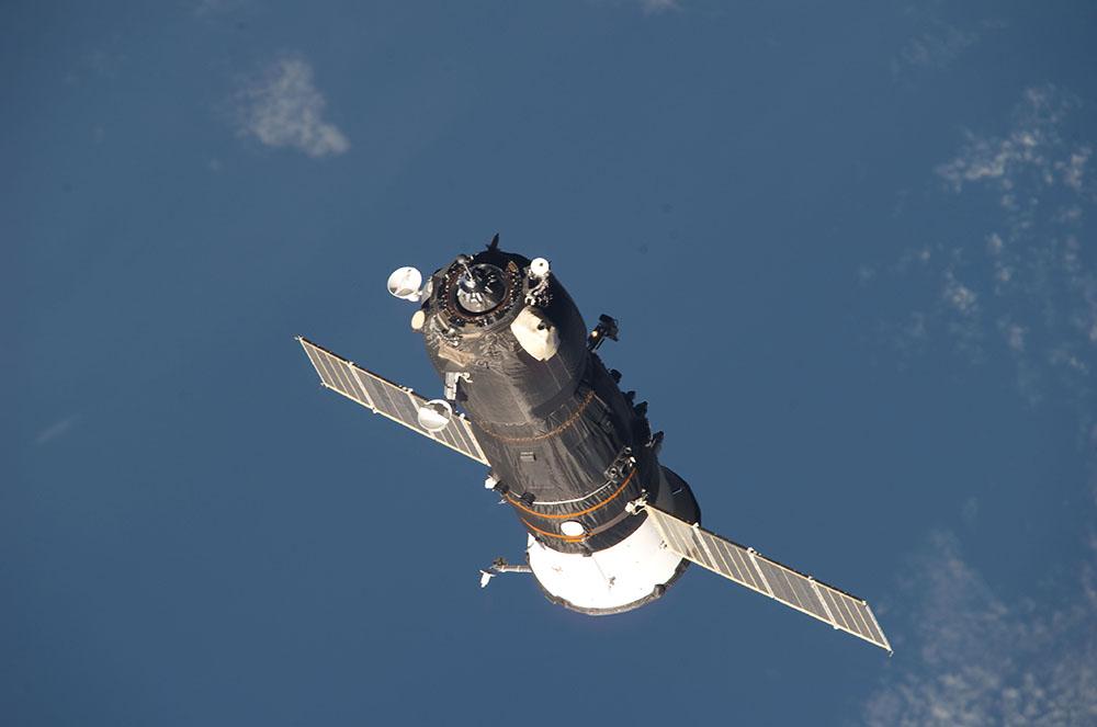 Российский космический грузовик «Прогресс» разбился