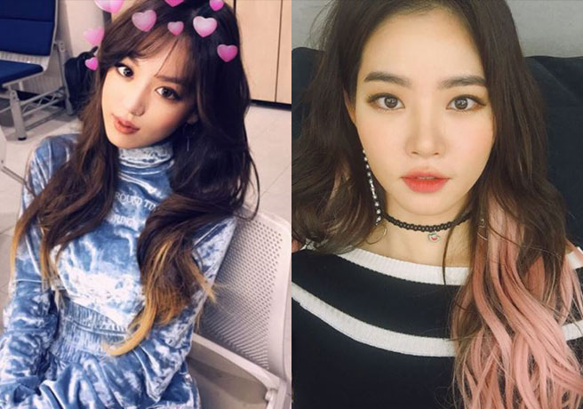 Makeup Like Korean Celebrities at the end of the year