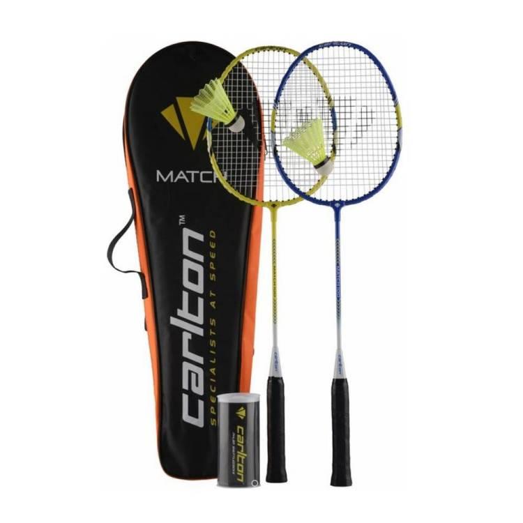 Badmintonset Carlton Match 100 2-spelers