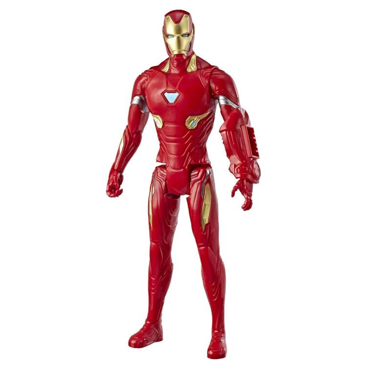 Avengers: Endgame Titan Hero figuur Iron Man
