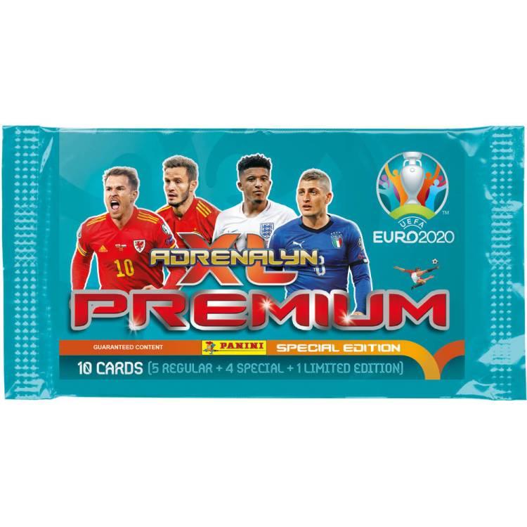 Adrenalyn XL UEFA Euro 2020 premium packet
