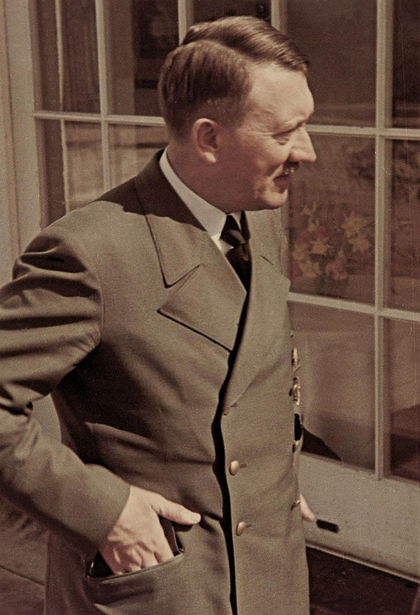 Early Color Photography Walter Frentz Adolf Hitler