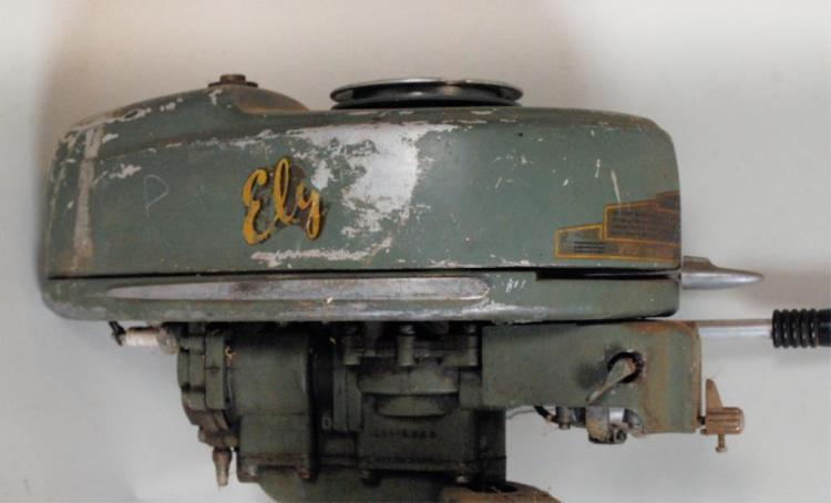 Sears Amp Roebuck Elgin Outboard Motor